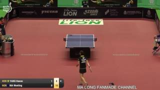 Yang Haeun vs Ma Wenting | WS | Japan Open 2017