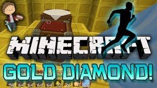 Minecraft: Parkour Racing - Gold & Diamond! w/Mitch & Jerome!