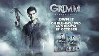 Grimm season 4 Blu-ray & DVD trailer (UK)