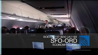 FRP S2E10 - United Airlines UA1193 Flight Experience | San Francisco - Chicago