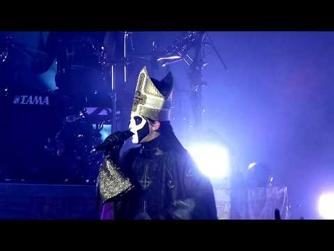 Ghost - Squarehammer - Live - London Kentish Town Forum 26.03.2017 HD
