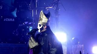 Ghost - Squarehammer - Live - London Kentish Town Forum 26.03.2017 HD