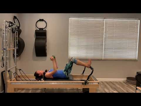 Coordination And Control - Reformer Pilates Workout #12
