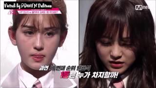 [PD101VN][VIETSUB] Bài phát biểu của Somi khi đạt No.1 ( Tập 10 Produce 101 )