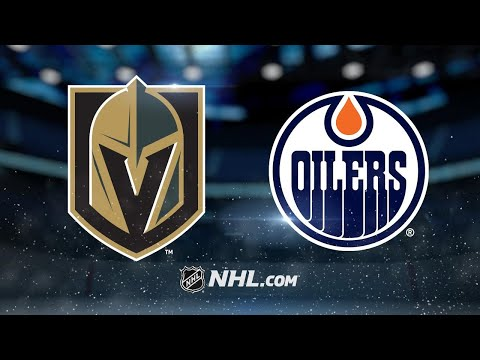 McDavid, Rattie lead Oilers past Golden Knights, 4-3