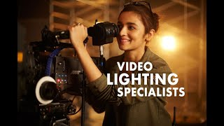 NYC's Video Lighting Specialists