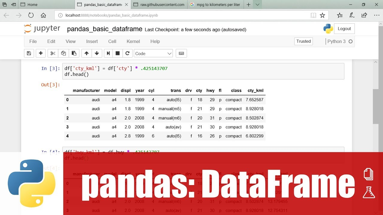 add dictionary to pandas dataframe
