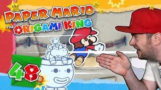 ER wurde FARBLOS! Und jetzt? 📃 PAPER MARIO: THE ORIGAMI KING #48
