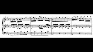 J.S. Bach - BWV 525 (3) - Sonata I - Allegro Es-dur / E-flat major