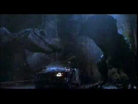 Jurassic Park: Food, Glorious Food!