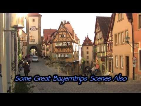 Wonderful Bavaria & The 200th Oktoberfest with BayernTrips in HD