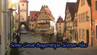 Wonderful Bavaria & The 200th Oktoberfest with BayernTrips in HD