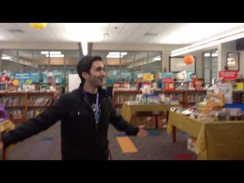 Book Fair at DK!