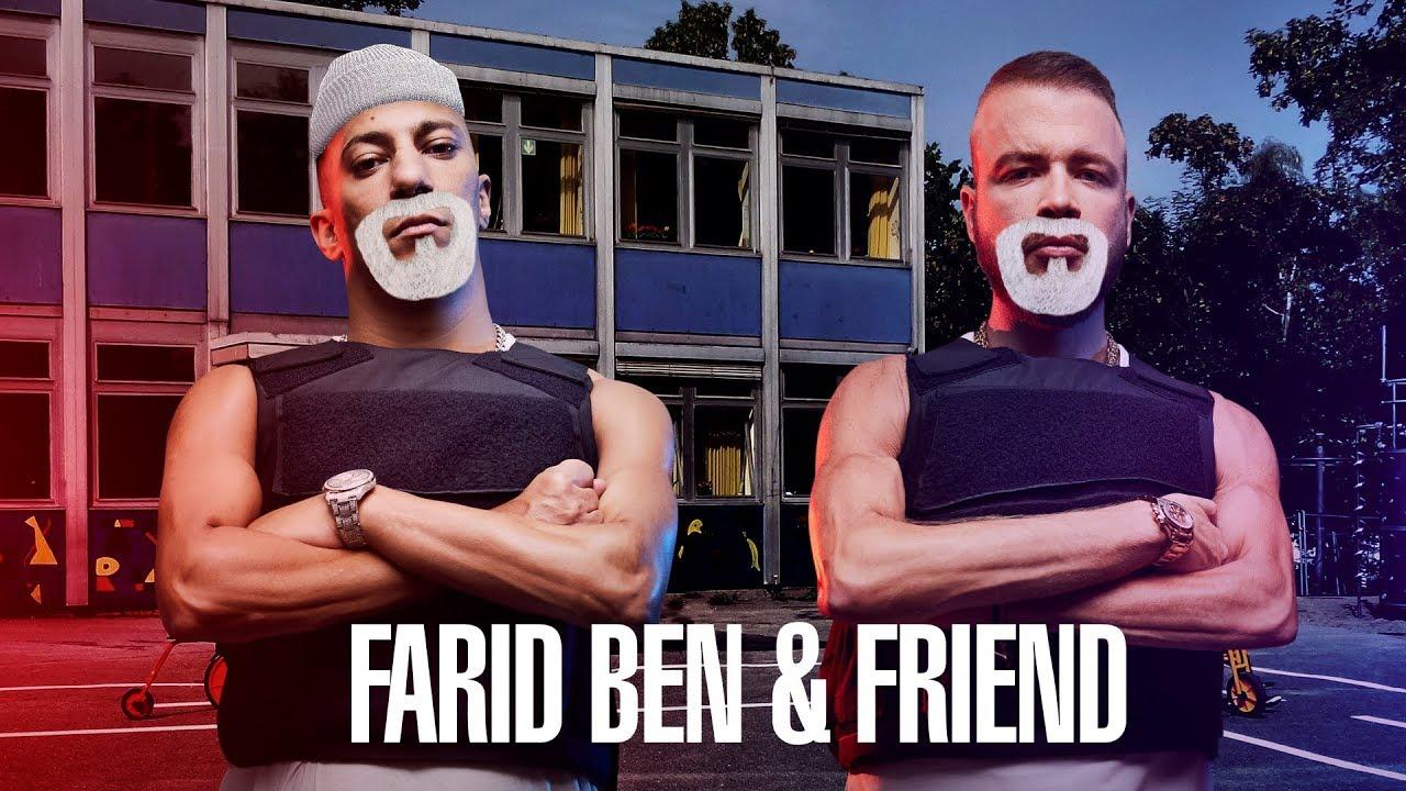 Farid Ben & Friend ✖️ JBG3 DISSTRACK ✖️  [ Teaser ]