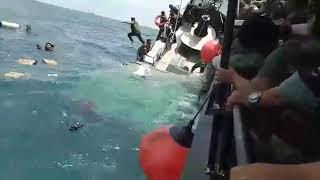 Download Video Detik Detik Kapal Tenggelam 2018 Di Pulau Seribu MP3 3GP MP4