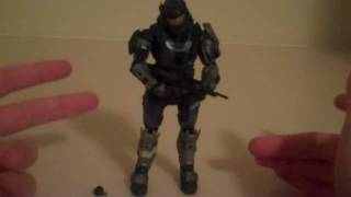 Halo Reach (series 2) Carter action figure review Thumbnail