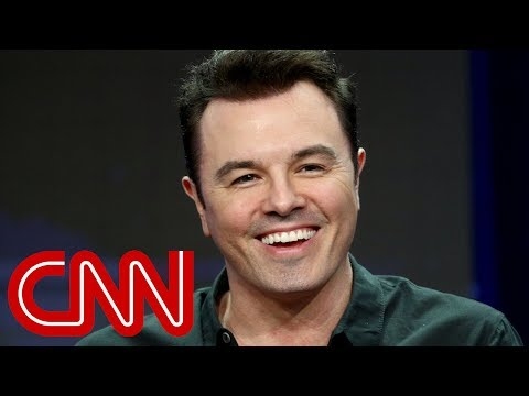 Seth MacFarlane's problem with Jon Stewart