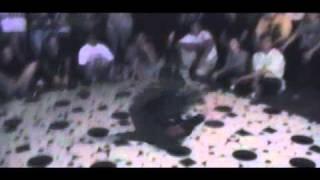 bboy KapOne [mad skillz/ssf] vs bboy Kostek [oczy wazki] - Sami Swoi vol. 4.5 JB Tribute Jam