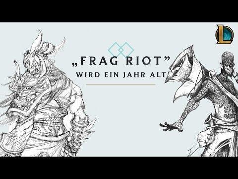"""""""Frag Riot"""" wird ein Jahr alt"""