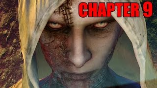 The Evil Within Walkthrough Chapter 9 - The Cruelest Intentions No Damage / All Collectibles (PS4)