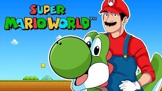 El Origen de Minecraft | Super Mario World Ep. 5 |