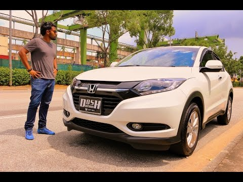 Honda Vezel Review - Clutched Se4 Ep7
