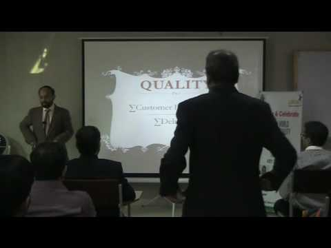 World Quality Day @ Lahore School of Management