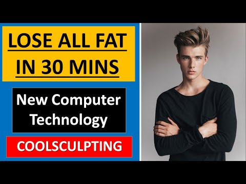 LOSE ALL FAT IN 30 MINS – coolsculpting | how to lose weight and belly fat fast in hindi Urdu