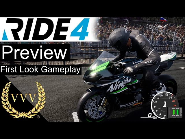 Ride 4 Preview Gameplay
