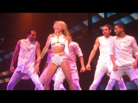 Julianne Hough Move Beyond Live on Tour