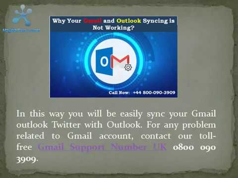 Why Gmail And Outlook Syncing Is Not Working   Ehowtech