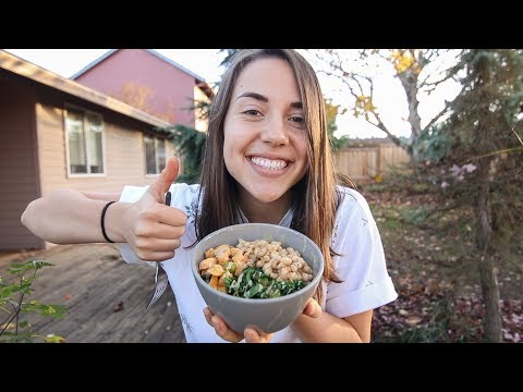 What I Eat On A Normal Day (Vegan + Gluten-Free)
