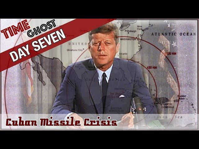 Day 7 Cuban Missile Crisis - USA announces a blockade on Cuba