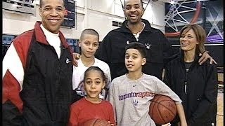 Off the Hardwood Eps 123 Dell Curry & Stephen Curry