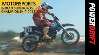 Motorsports : TVS @ Indian Supercross Championship 2018 : PowerDrift