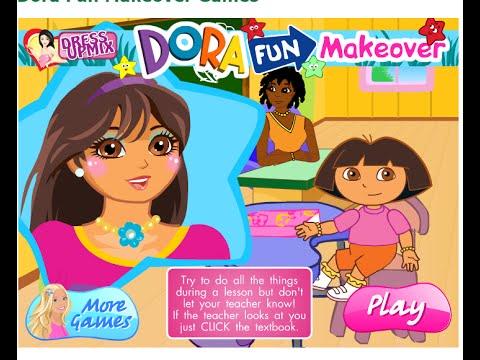 Dora Online Spiele