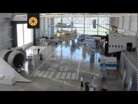 Tours Northwest -- Boeing tour at the Future of Flight Museum.