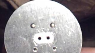 repair faulty mr16 halogen light socket with a gu 10 socket