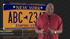 Do I Need A Front License Plate On My Car In New York State | New York State License Plates