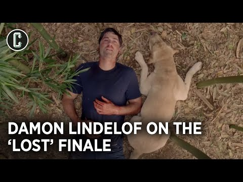 Damon Lindelof Explains How (and When) They Came Up with the 'Lost' Finale Idea