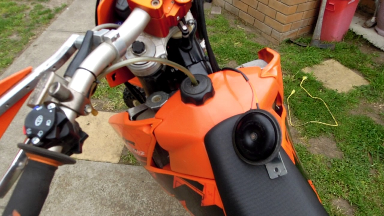 Ktm 525 Exc Horn Without Battery