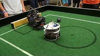 RoboCup WM 2013 Eindhoven - Spiel A