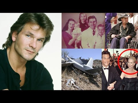 Unknown Surprising Facts About Patrick Swayze  Pastimers