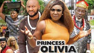 PRINCESS OLIVIA SEASON 1 (NEW TRENDING MOVIE} - YUL EDOCHIE|LIZZY GOLD|2021 NIGERIAN MOVIE|NEW MOVIE