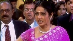 Sridevi's TV  Serial As A Bahu! #RIPSridevi