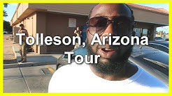 Tour Tolleson Arizona  Phoenix AZ Suburb