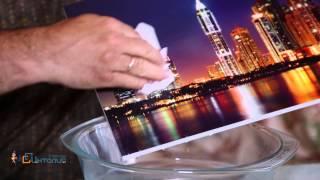 видео кухонный фартук из мдф с фотопечатью