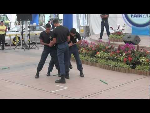 Singapore Prisons Service SPEAR at Home Team Career Fair 2012