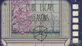 Cube scape #1