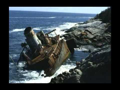 Costarican Trader Ship Wreck